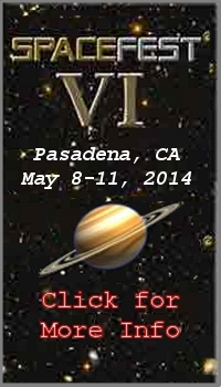 Spacefest IV - May 8-11, 2014 - Pasadena, CA