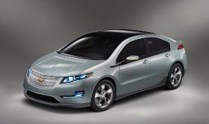 GM Plug-in Hybrid Car
