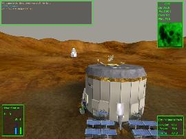 mars curiosity landing simulation - photo #44