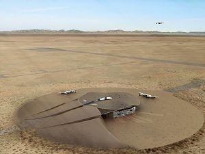 Началось строительство первого в мире частного космодрома