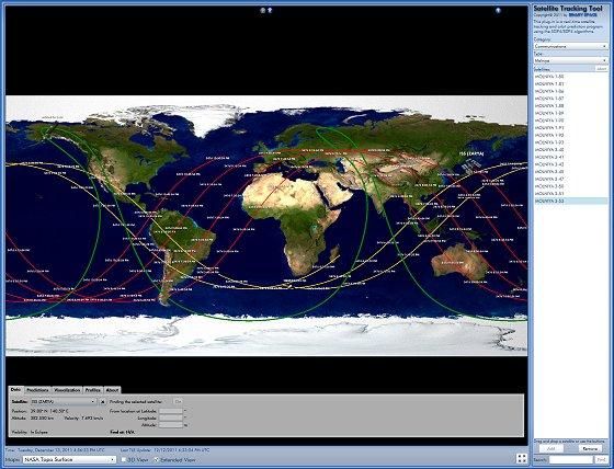 Satellite Watching